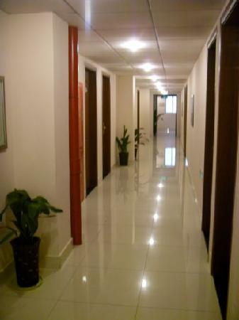 Fenglan Business Hotel: 走廊2