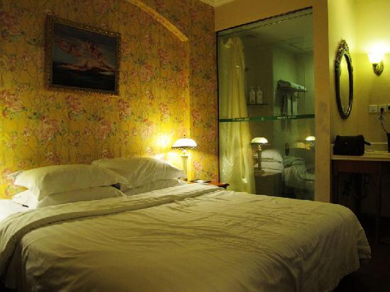 Inn Barsby Hotel: 客房全貌
