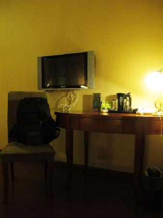 Inn Barsby Hotel: 客房设施