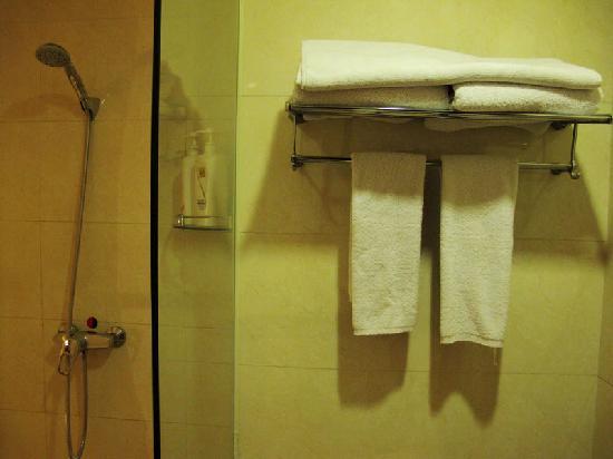 Inn Barsby Hotel: 卫生间-2
