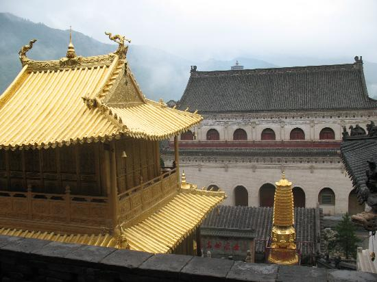 Wutai Shan (Five Terrace Mountain)