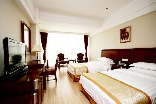 Huaiyan Hotel: 普通标间