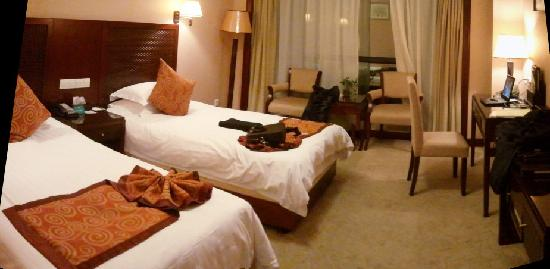 Xiang Yuan Hotel : 房间全景