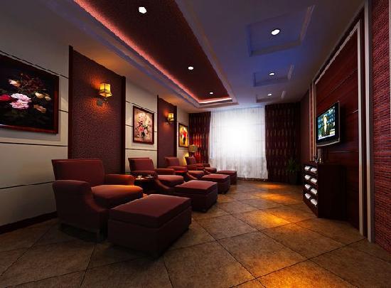 Huangsheng Hotel: 酒店休闲厅