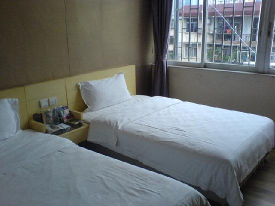 Guangna Business Hotel: 标准间1
