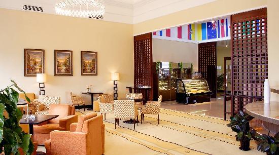 Blue Horizon Hotel (Qingdao Huangdao): 大堂吧