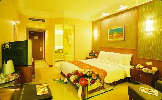 Blue Horizon Hotel (Qingdao Huangdao): 标准花园客房
