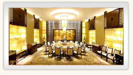 Beishan Hotel: 水上餐厅