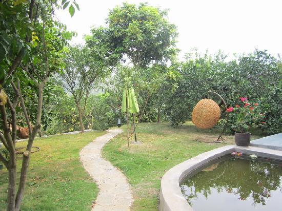 CTN Garden Hotel: IMG_5352