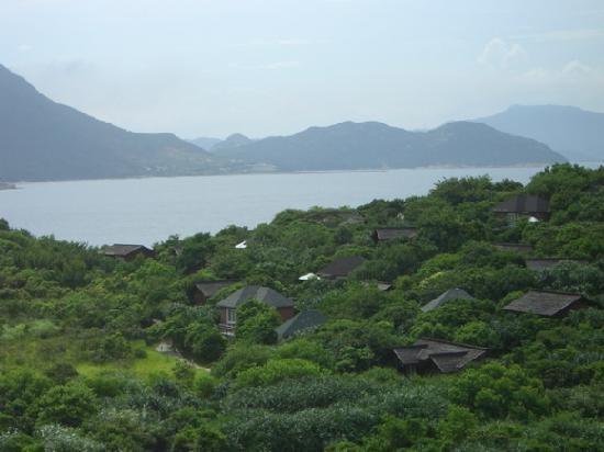 Luzui Villa: 海景