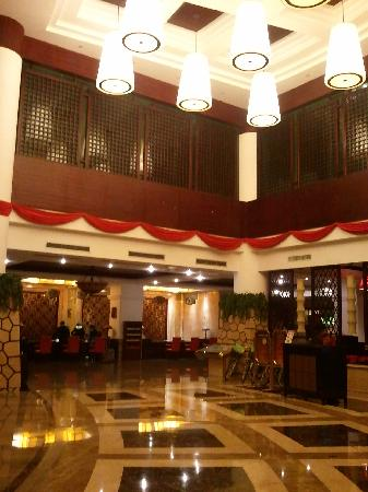 International Trade Hotel: 大堂2