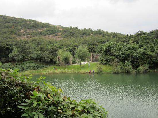 白马涧生态园