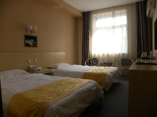 Super 8 Hotel Jinan Railway Station Square: 酒店标准间