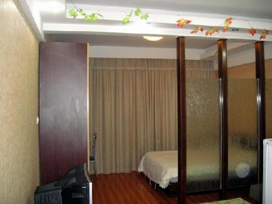 Modern Holiday Hotel Apartment Fuzhou Dongjie : 温馨酒店公寓东街店