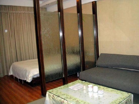 Modern Holiday Hotel Apartment Fuzhou Dongjie