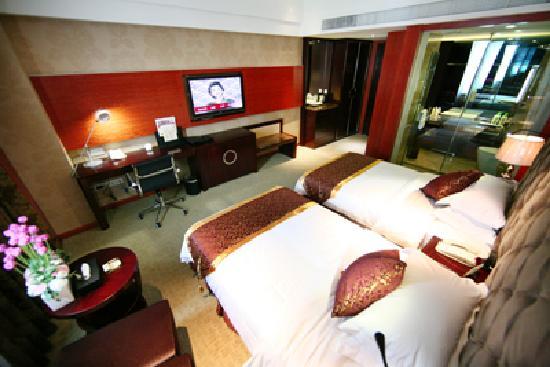 Jiangbei Hotel : 标准间