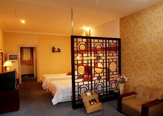 Chengdu Garden Hotel: 豪华商务房