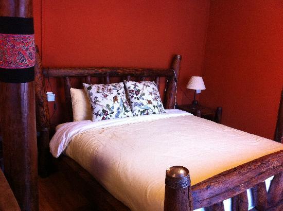 Huifeng Inn Shuhe: 舒适的大床 细心的靠垫 以及让你想把自己包裹起来的大被子