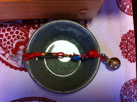 Huifeng Inn Shuhe: 大爱的钥匙链 细节之处见温情