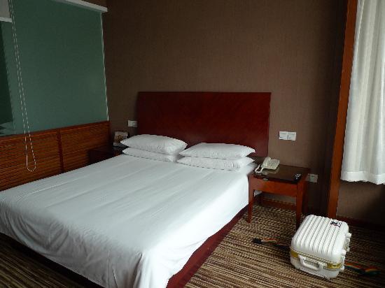 SSAW Hotel Hubin: 大床
