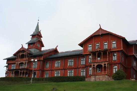 Scandic Holmenkollen Park: 酒店全景