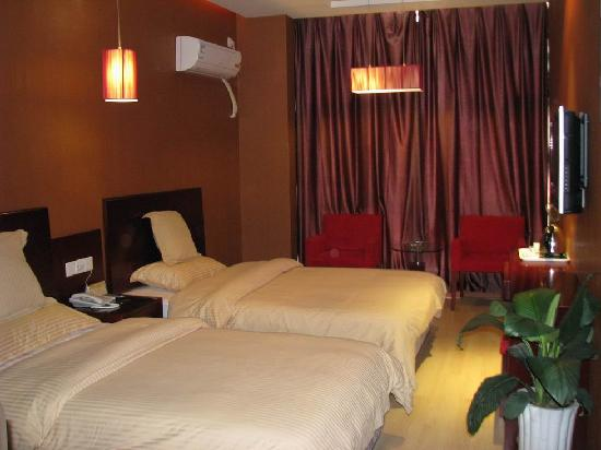 Qingmu Hotel (Nanjing Ruijin Road)