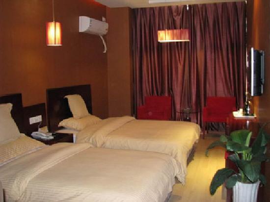 Qingmu Chain Store Hotel (Nanjing Zhujiang Road)