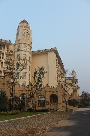 Country Garden Phoenix Hotel Huangshan: 酒店一角