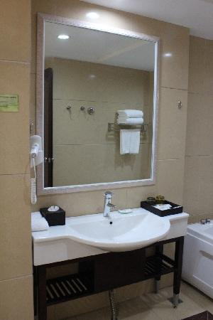 Country Garden Phoenix Hotel Huangshan: 卫生间