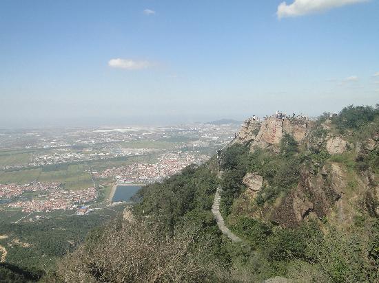 Mt Huaguoshan: DSC07787