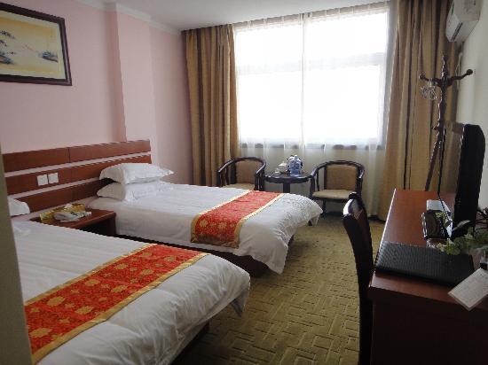 Wanjia Hotel Maoyuan: 普通标准间