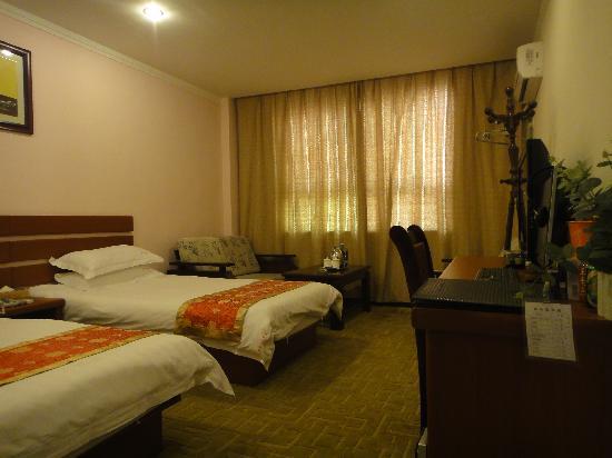 Wanjia Hotel Maoyuan: 商务标准间