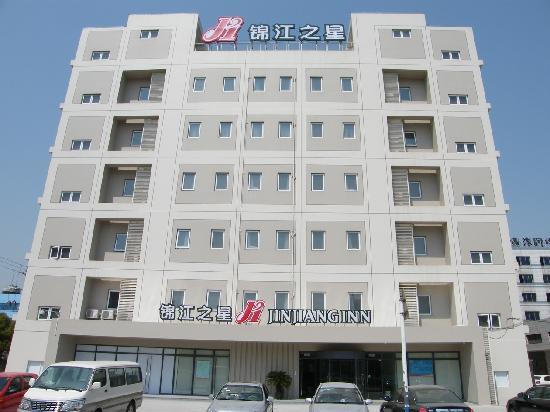 Jinjiang Inn Nantong Development Zeon Zhongyang Road