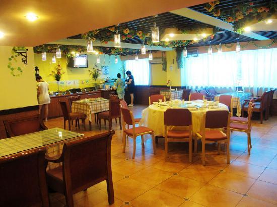 Home Inn Chengdu Renmin Middle Road 2nd Section Zhengfu Street: 餐厅