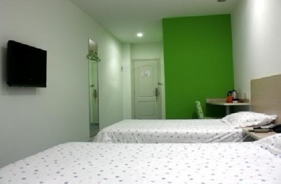 Home Inn (Hefei Mengcheng Road): 双人间