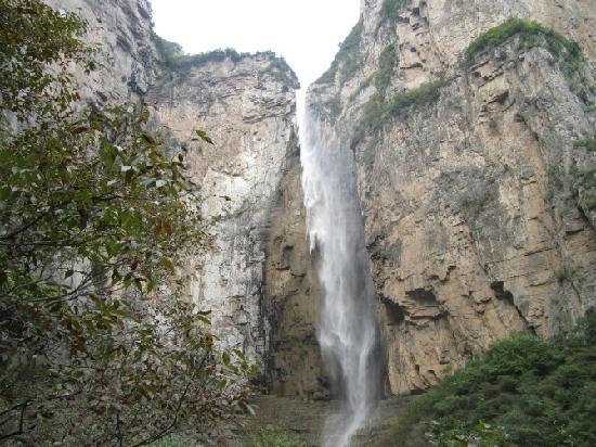 Yuntaishan Geopark