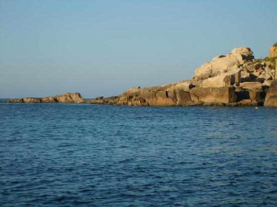 Dongji Island : 黄昏