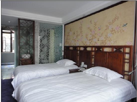 Anhulook 128 Shangwu Huayuan Hotel