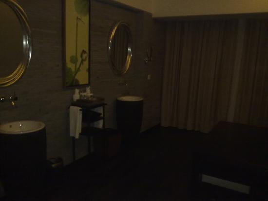 The Pearl Boutique Hotel Lishui: 盥洗室