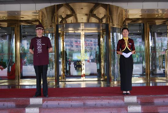 Laigang Hotel Xinxing Mansion: DSC_0240