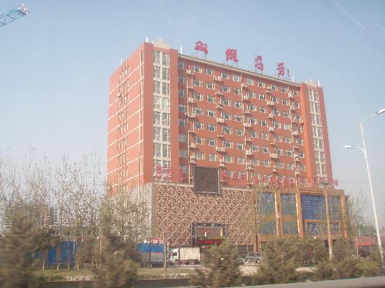 Juzi Hotel: 宾馆1
