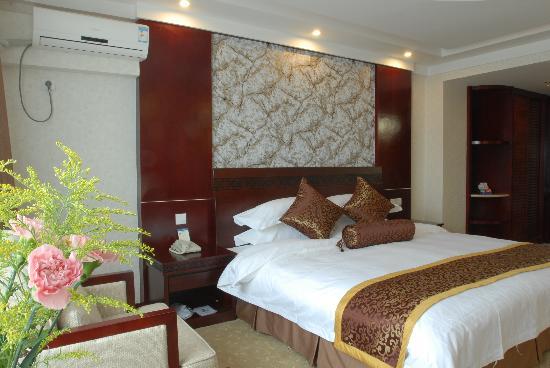 Super 8 Hotel Xian Da Yan Ta: getlstd_property_photo