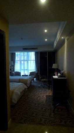 Xiangming Holiday Hotel : 酒店