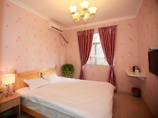 Xinhaiwan Inn: 入住的房间