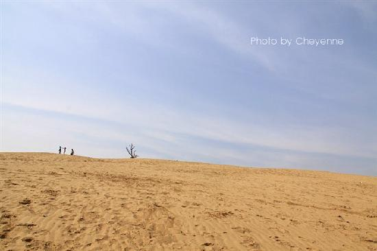 Huailai County, China: 天漠
