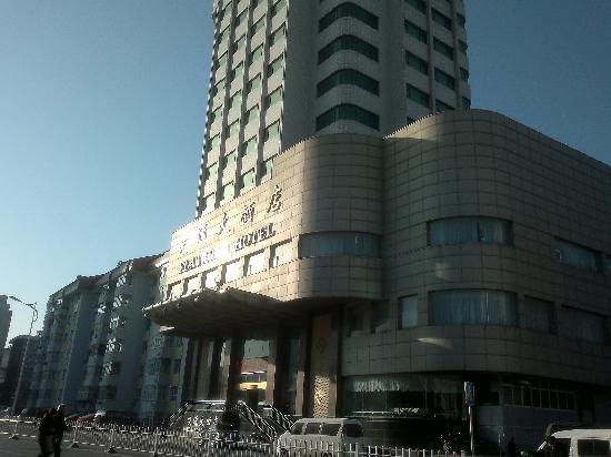 Flatroad Hotel