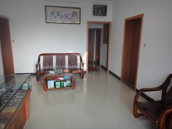 Mount Jiuhua Shenghua Villa: 客厅