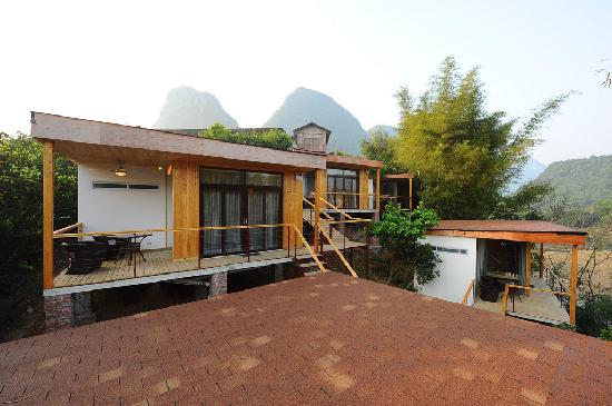 CTN Garden Hotel : 外观