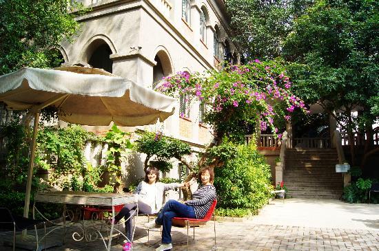 46HOWTEL: 可爱的花园