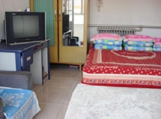Miyun Xiangqing Home Inn: 火炕房